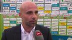 Video «Contini: «Wir waren heute sehr effizient»» abspielen