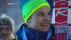 Video «Gmür holt sensationell Silber an der Para-Ski-WM» abspielen
