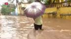Video «Verheerender Monsun in Südasien» abspielen