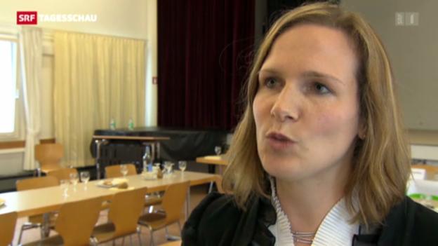 Video «Allemann ist neue VCS-Präsidentin» abspielen