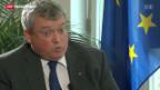 Video «EU-Botschafter: Bilateraler Weg hat keine Zukunft» abspielen