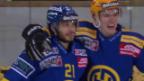 Video «Eishockey: Zug - Davos, die sehenswertesten Tore» abspielen
