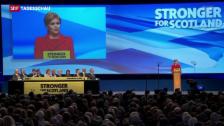 Video «Schotten drohen erneut mit Abspaltung» abspielen
