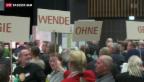 Video «Widerstand gegen Starkstrom-Leitung durch Deutschland» abspielen