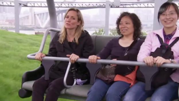 Video «Expo Shanghai (Sendung vom 16.05.2010)» abspielen