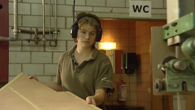 Video « Berufsbild: Bootbauerin EFZ » abspielen