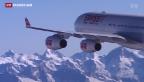 Video ««Die Lufthansa hat die Schweiz ernst genommen»» abspielen
