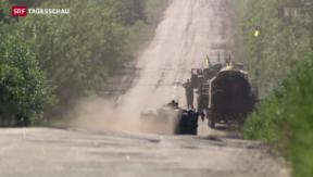 Video «Ukraine-Konflikt vor letzter Phase?» abspielen