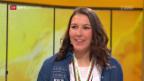 Video «Studiogast Wendy Holdener: Gespräch Teil 1» abspielen