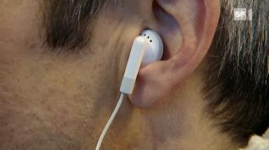 Video «Kopfhörer im Test: Guter Klang für unterwegs» abspielen