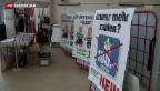 Video «SVP will keine 100-Franken-Vignette» abspielen