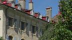 Video «Waadtländer Schloss samt Inventar zu verkaufen» abspielen
