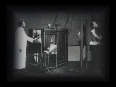 Entdeckung der Röntgenstrahlen (1895)