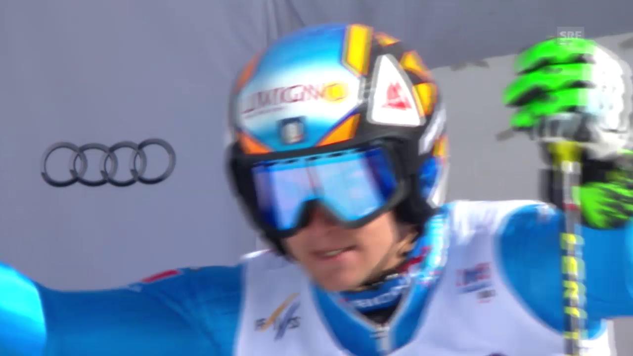Ski alpin: WM 2015 in Vail/Beaver Creek, Riesenslalom der Männer, 2. Lauf von Roberto Nani