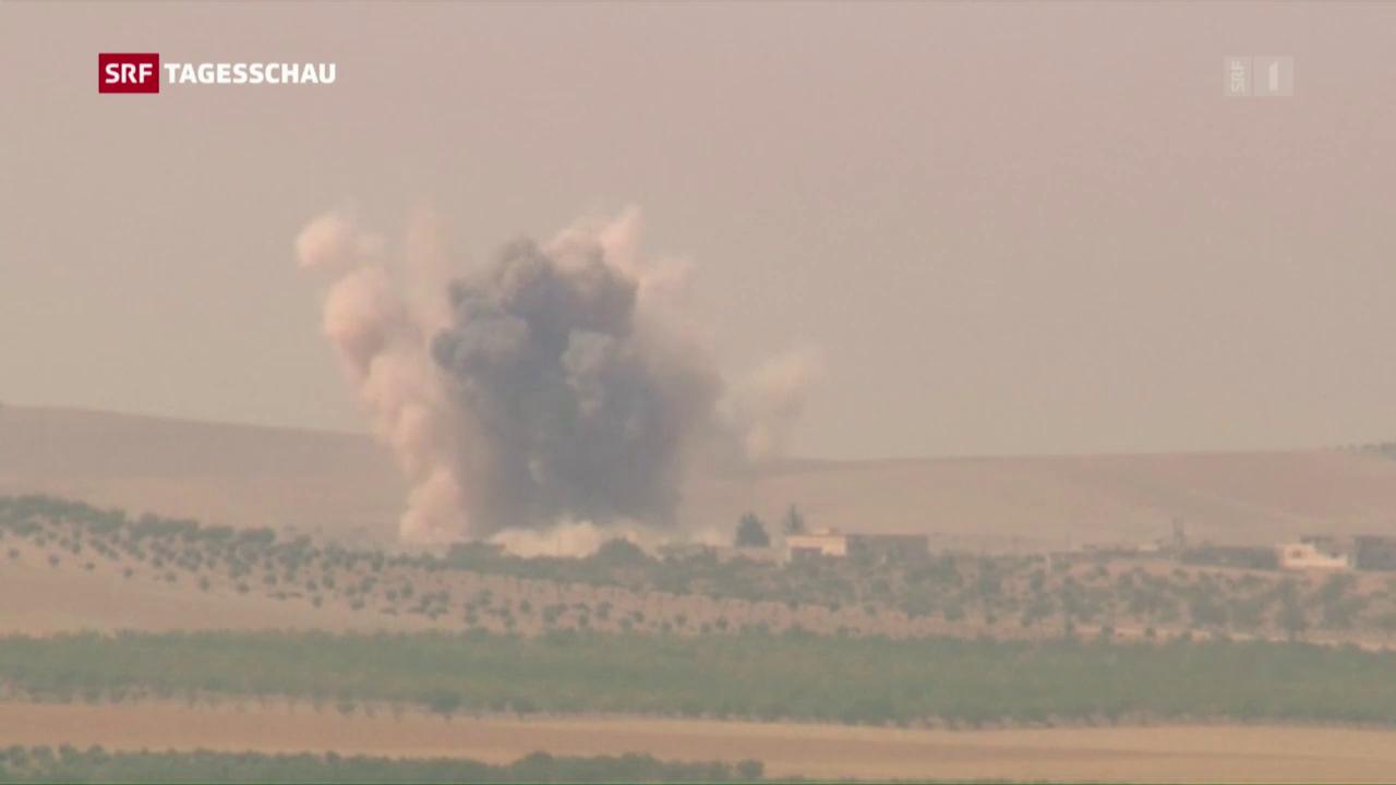 Türkei startet Offensive gegen IS