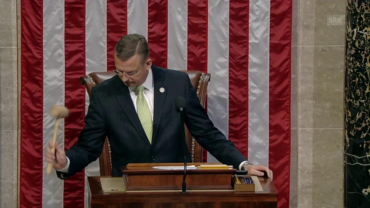 Republikaner ziehen Handbremse
