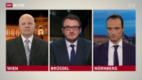 Video «FOKUS: Folgen der Obergrenze für den Schengen-Raum» abspielen