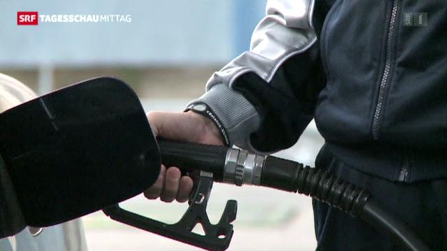 Treibstoff wird langsam knapp