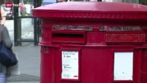 Video «Umstrittene Privatisierung der Post» abspielen