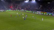 Video «Steffens Schlenzer zum 2:0» abspielen