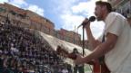 Video «Bastian Baker: Begeisterung in Bogota» abspielen