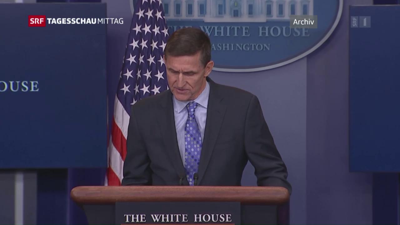 Kurze Amtszeit für Sicherheitsberater Flynn