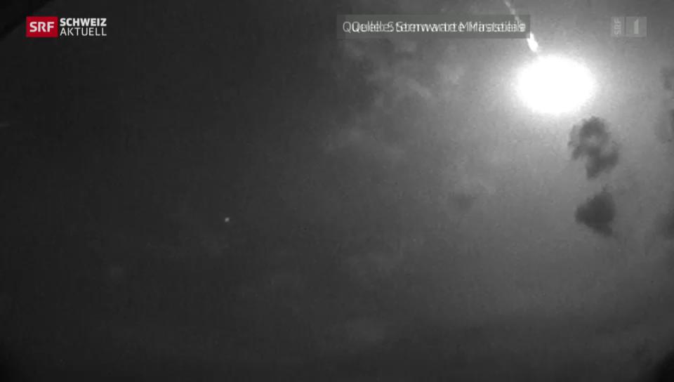 Freude über spektakuläre Meteorbilder