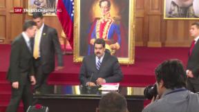 Video «Machtkampf in Venezuela» abspielen