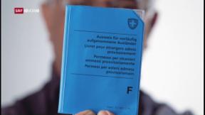 Video «FOKUS: Bundesrat will Status F abschaffen» abspielen