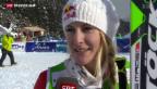 Video «Fanny Smith feiert ihren neunten Weltcupsieg» abspielen
