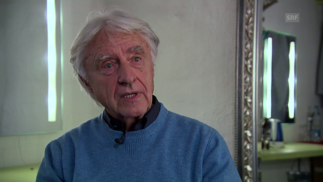 Emil Steinberger war in den 70ern Kult in Deutschland