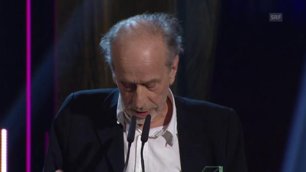 Video «Renato Berta, Ehrenpreis» abspielen