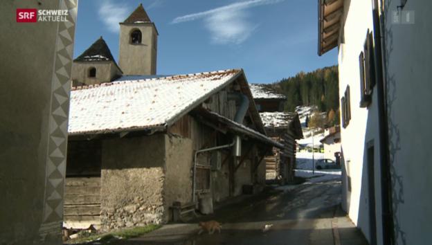 Video «Schweiz aktuell vom 29.11.2013» abspielen