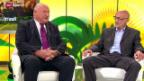 Video «Karl Odermatt und Josef Hochstrasser über Ottmar Hitzfeld» abspielen