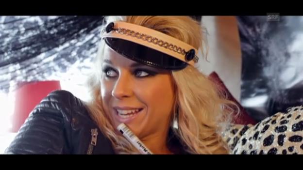 Video «Finnland: Krista Siegfrids, «Marry Me»» abspielen
