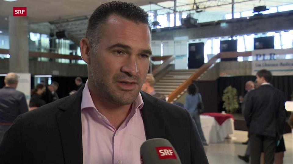 Marcel Dobler (FDP/SG): «Es muss eine Auslegeordnung gemacht werden»