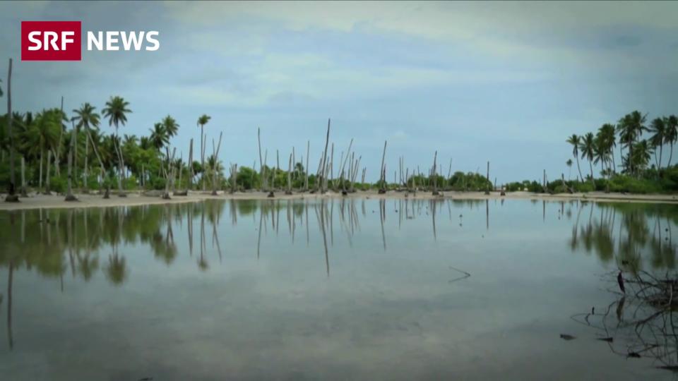 Weltweites Phänomen: Der Meeresspiegel steht so hoch wie nie