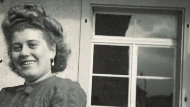 Gertrud Fischers Arbeitsalltag