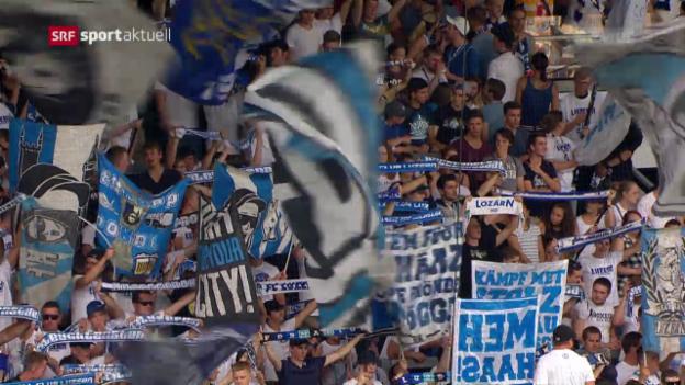 Video «1:1 – Luzern verpasst eine bessere Ausgangslage» abspielen