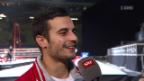 Video «Schweizer Kunstturner hoffen auf WM-Höhenflug» abspielen