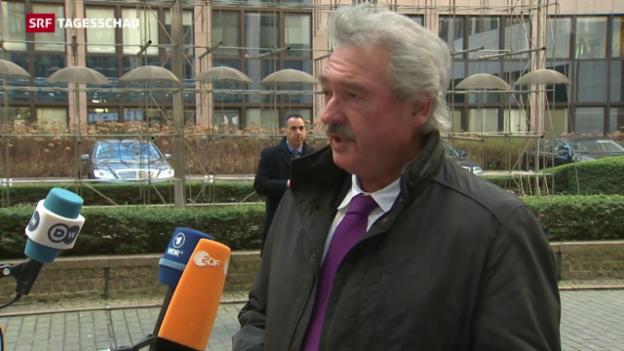 Video «Jean Asselborn: EU auf dem Weg zur Anarchie» abspielen
