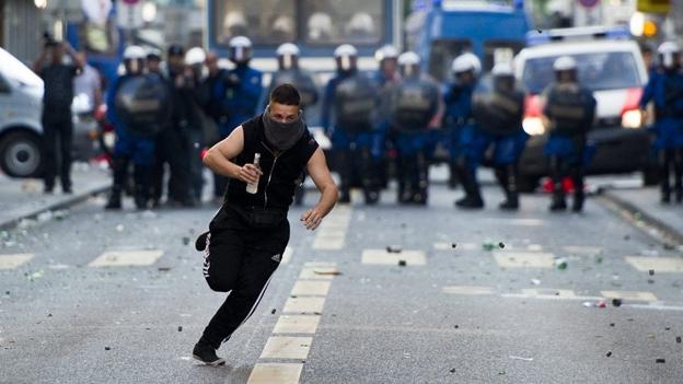 Polizeieinsatz bezahlt weiter die Stadt (Sabine Meyer, 11.3.2013)