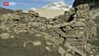 Video «Lago di Lei: Verwunschene Ruinen im Stausee» abspielen