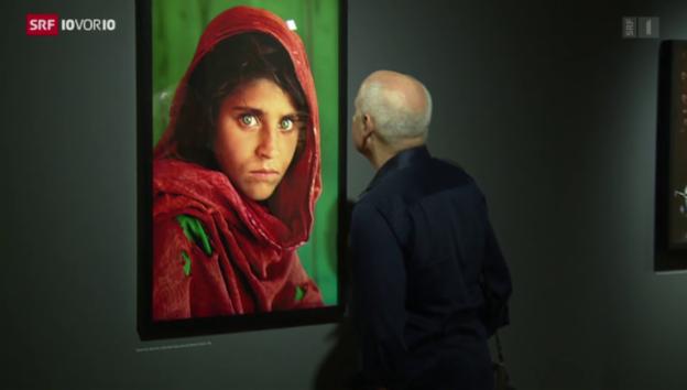 Video «Auf der Suche nach der Geschichte in einem Gesicht» abspielen