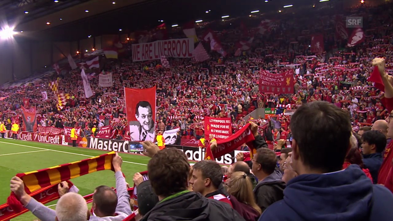 Fussball: Der Mythos Anfield Road