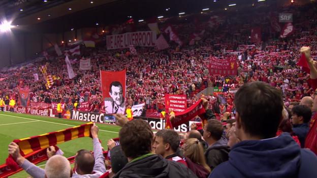 Video «Fussball: Der Mythos Anfield Road» abspielen