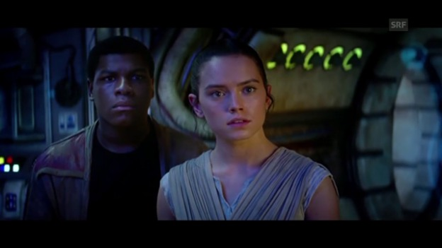 Video «Trailer zu «The Force Awakens»» abspielen