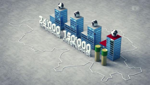 Video «Das neue Steuerregime: Unternehmenssteuerreform III» abspielen