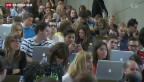 Video «Mehr Studierende beziehen weniger Stipendien» abspielen