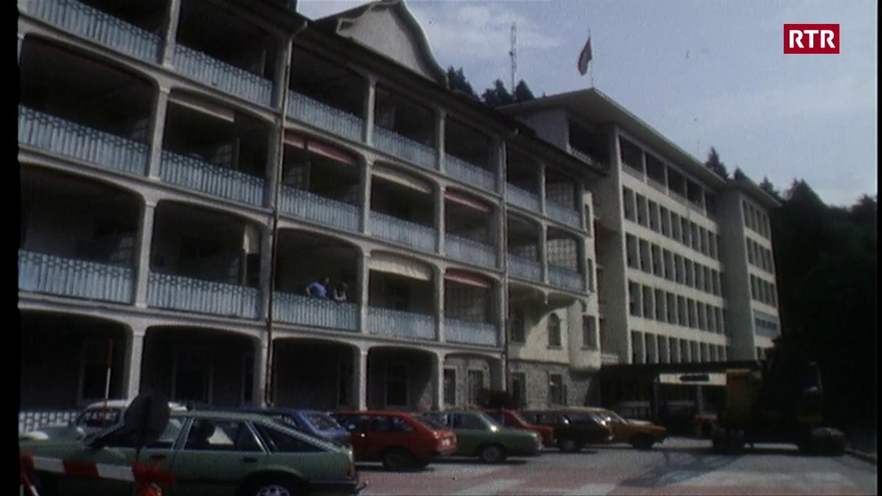 Telesguard 29-05-1982 - Emprima badelada nov ospital Glion